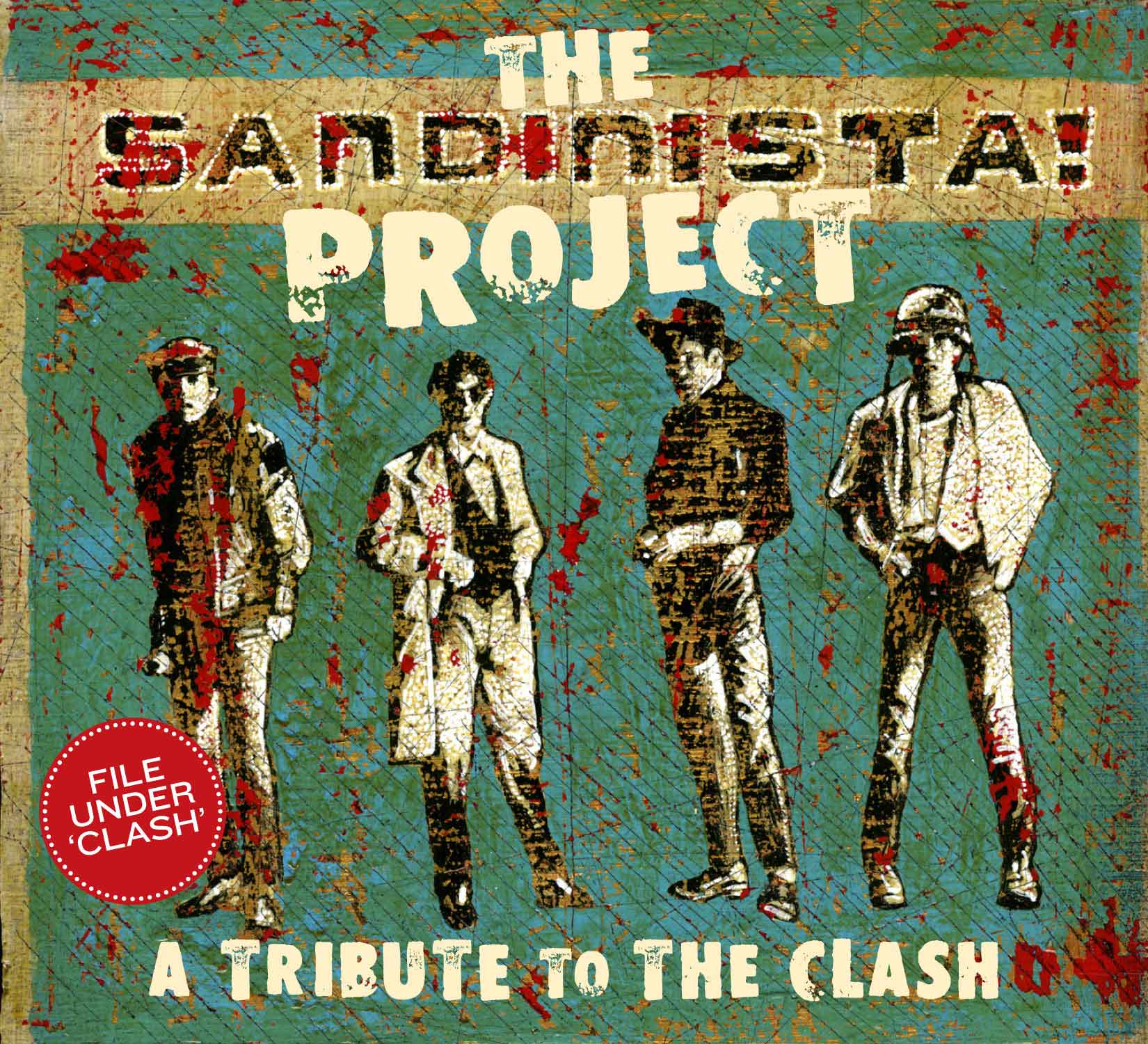 Sandinista Project cover