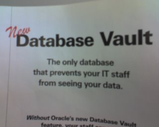 Oracle ad